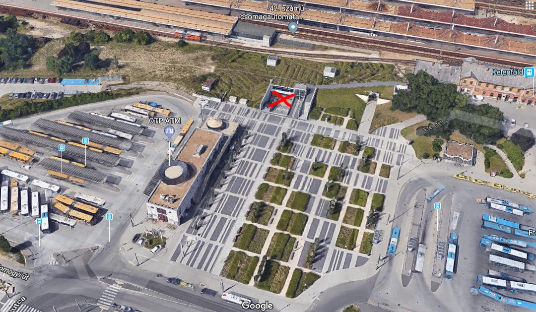 A következő aláírásgyűjtés Trianon felülvizsgálatáért az M4-es metró kelenföldi végállomásánál lesz