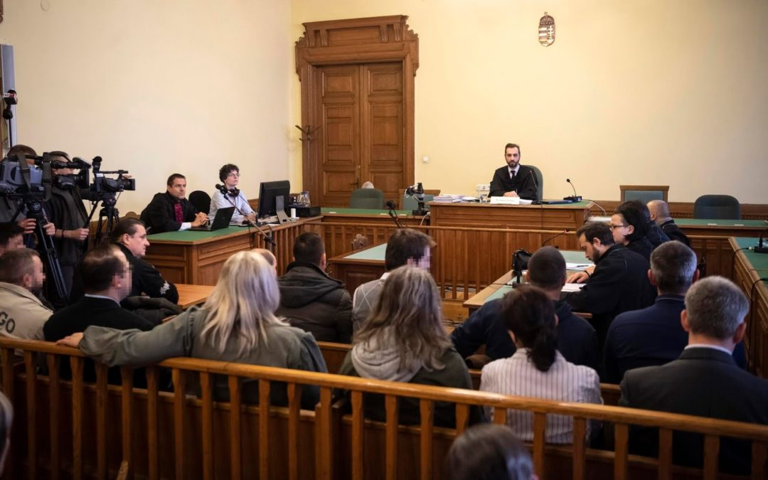 Elindult a Hunnia-ügy néven elhíresült ellenem továbbá 16 másik hazafi és honleány ellen folyó koncepciós büntetőper megismételt eljárása