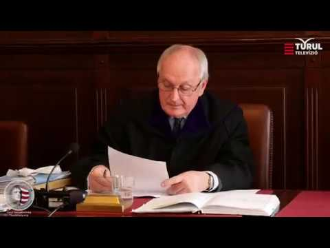 Baka főbíró nagy ívben tesz Budaházy György személyiségi jogaira