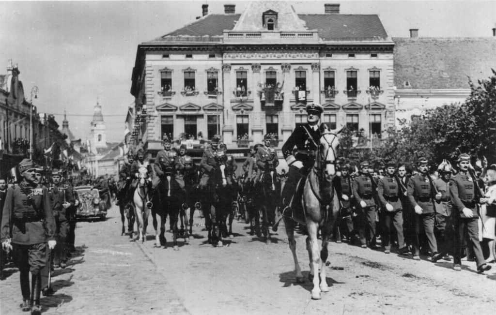 80 éve volt a Második Bécsi Döntés